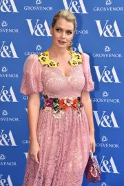 Lady Kitty Spencer at Victoria and Albert Museum Summer Party in London 2018/06/13 5