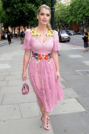Lady Kitty Spencer at Victoria and Albert Museum Summer Party in London 2018/06/13 6