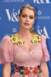 Lady Kitty Spencer at Victoria and Albert Museum Summer Party in London 2018/06/13 12