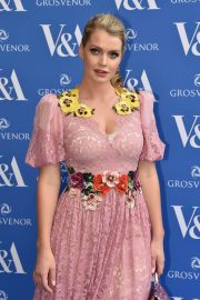 Lady Kitty Spencer at Victoria and Albert Museum Summer Party in London 2018/06/13 13