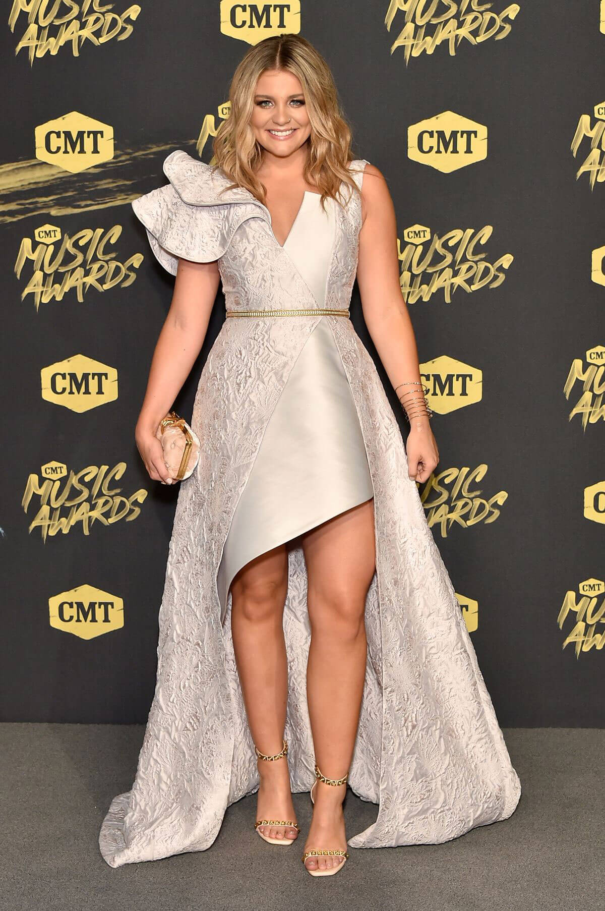 Lauren Alaina at CMT Music Awards 2018 in Nashville 2018/06/06 5