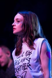Lauren Mayberry Performs at House of Vans in London 2018/05/25 9