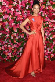 Lauren Ridloff at 2018 Tony Awards in New York 2018/06/10 8