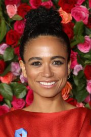 Lauren Ridloff at 2018 Tony Awards in New York 2018/06/10 10