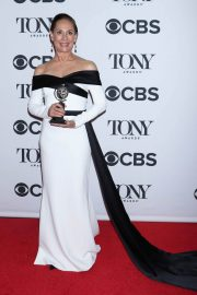 Laurie Metcalf at 2018 Tony Awards in New York 2018/06/10 2