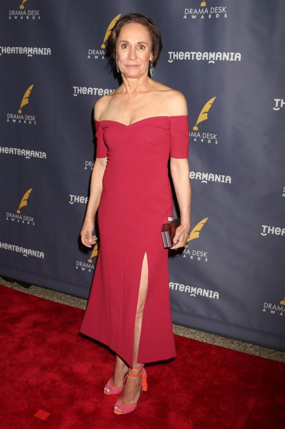 Laurie Metcalf at Drama Desk Awards 2018 in New York 2018/06/03 3