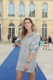 Laury Thilleman at Longines Charity Gala in Paris 2018/06/02 1