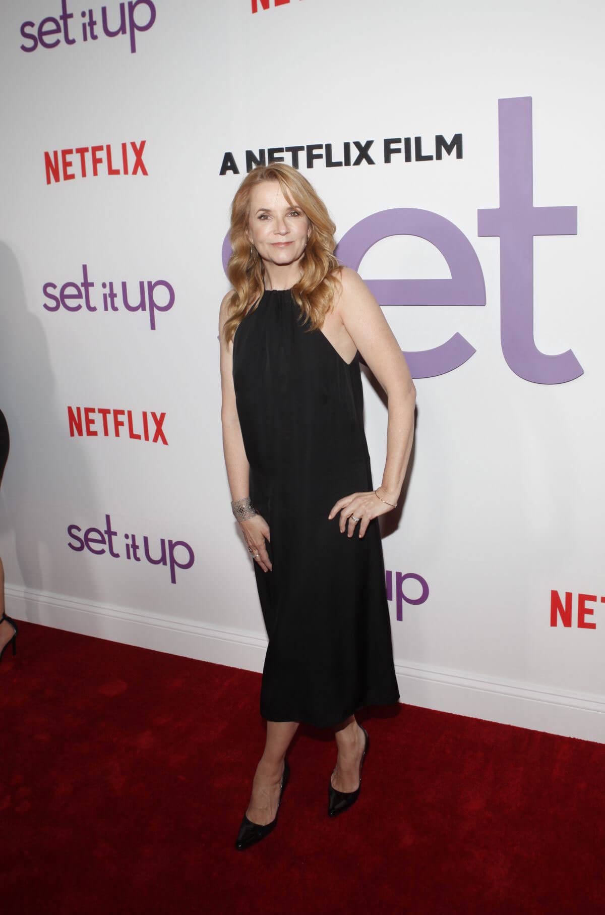 Lea Thompson at Set It Up Specials Screening in New York 2018/06/12 1