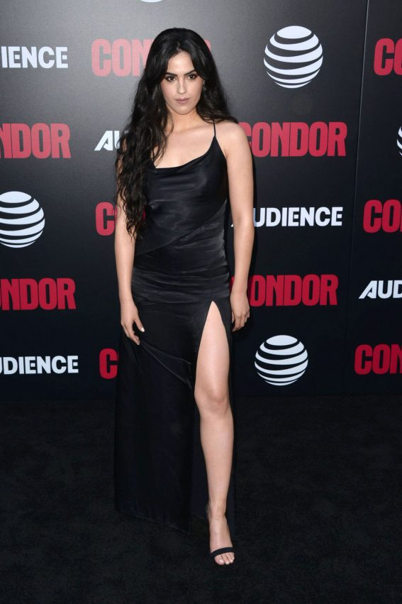 Leem Lubany at Condor Premiere in Los Angeles 2018/06/06 10