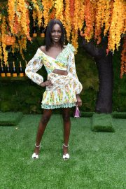 Leomie Anderson at Veuve Clicquot Polo Classic 2018 in New Jersey 2018/06/02 2