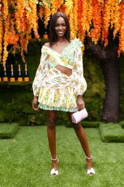 Leomie Anderson at Veuve Clicquot Polo Classic 2018 in New Jersey 2018/06/02 4