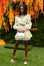 Leomie Anderson at Veuve Clicquot Polo Classic 2018 in New Jersey 2018/06/02 6