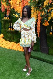 Leomie Anderson at Veuve Clicquot Polo Classic 2018 in New Jersey 2018/06/02 8