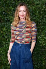 LESLIE MANN at Chanel Dinner Celebrating Our Majestic Oceans in Malibu 2018/06/02 10