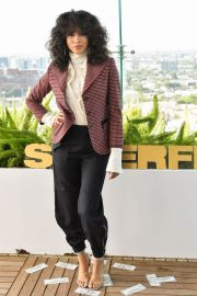 Lex Scott Davis at Superfly Photocall in Los Angeles 2018/06/03 11