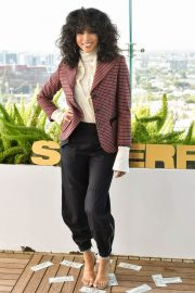 Lex Scott Davis at Superfly Photocall in Los Angeles 2018/06/03 13