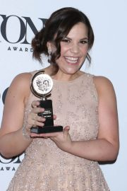 Lindsay Mendez at 2018 Tony Awards in New York 2018/06/10 2