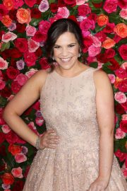 Lindsay Mendez at 2018 Tony Awards in New York 2018/06/10 13