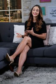 Lindsey Morgan at Interview with American Latino in Los Angeles 2018/05/29 8