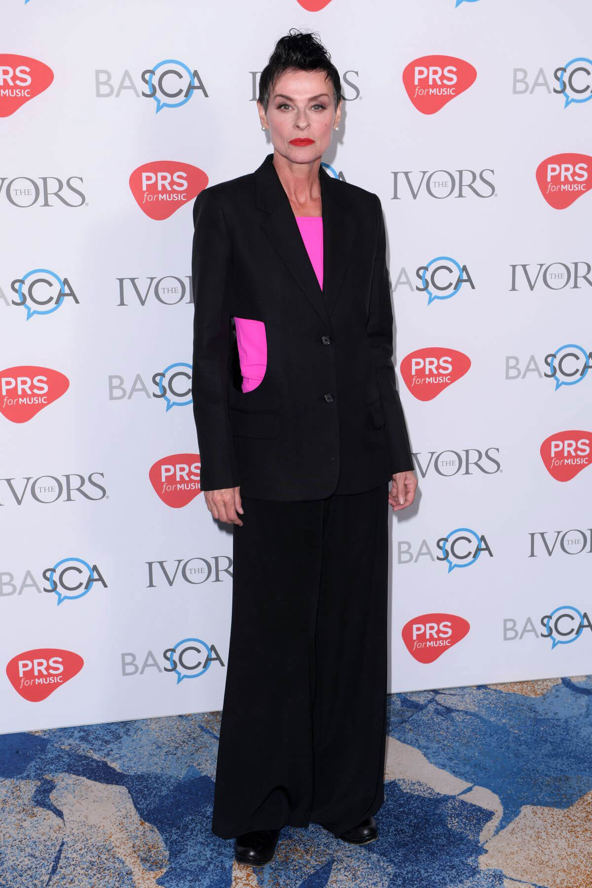 Lisa Stansfield at Ivor Novello Awards in London 2018/05/31 5