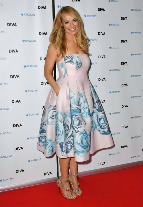 Liz McClarnon at Diva Magazine Awards in London 2018/06/08 9