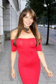 Lizzie Cundy at Mango Tree Opening in London 2018/06/01 10