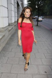 Lizzie Cundy at Mango Tree Opening in London 2018/06/01 12