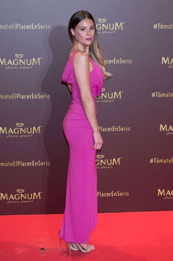 Lorena Gomez at Magnum Campaign Launch in Madrid 2018/06/13 1