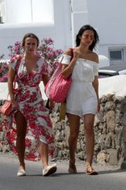 Lucy and Lucy Watson Out in Mykonos 2018/06/21 4