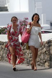 Lucy and Lucy Watson Out in Mykonos 2018/06/21 5