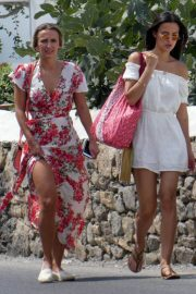 Lucy and Lucy Watson Out in Mykonos 2018/06/21 7