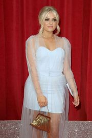 Lucy Fallon at British Soap Awards 2018 in London 2018/06/02 2