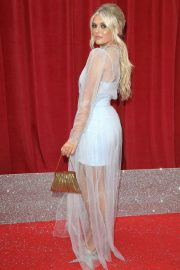 Lucy Fallon at British Soap Awards 2018 in London 2018/06/02 3