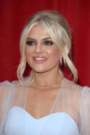 Lucy Fallon at British Soap Awards 2018 in London 2018/06/02 4