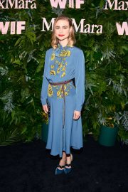Lucy Fry at Max Mara WIF Face of the Future in Los Angeles 2018/06/12 4