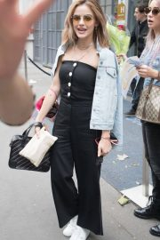 Lucy Hale Arrives at Her Hotel in Paris 2018/06/03 1