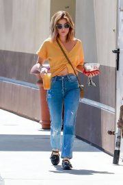 Lucy Hale in Jeans Out in Studio City 2018/06/12 1