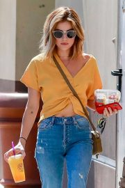 Lucy Hale in Jeans Out in Studio City 2018/06/12 8