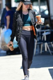 Lucy Hale Out for Coffee in Los Angeles 2018/06/09 7