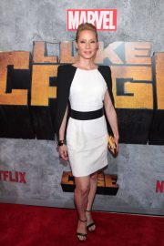 Lucy Liu at Luke Cage Series Premiere in New York 2018/06/21 12