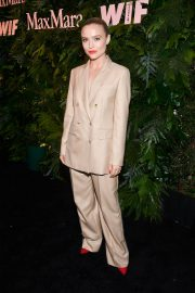 Maddie Hasson at Max Mara WIF Face of the Future in Los Angeles 2018/06/12 2