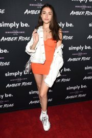 Madison Beer at Amber Rose x Simply Be Launch Party in Los Angeles 2018/06/20 12