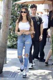 Madison Beer Out for Lunch at Il Pastaio in Beverly Hills 2018/06/02 3