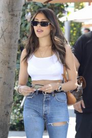 Madison Beer Out for Lunch at Il Pastaio in Beverly Hills 2018/06/02 12
