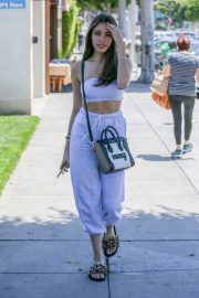 Madison Beer Out for Lunch in Beverly Hills 2018/06/08 12