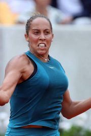 Madison Keys at French Open Tennis Tournament in Paris 2018/06/05 1