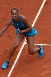 Madison Keys at French Open Tennis Tournament in Paris 2018/06/05 2