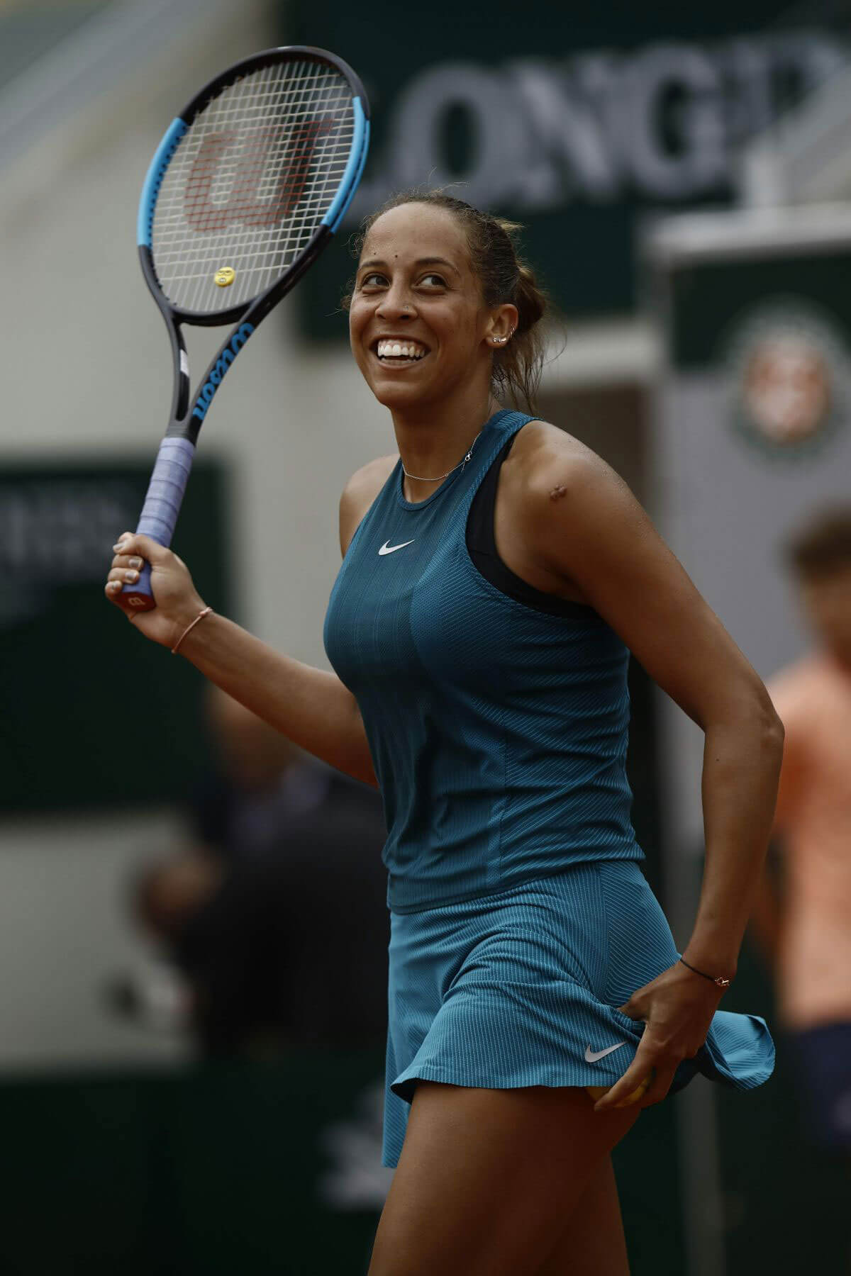 Madison Keys at French Open Tennis Tournament in Paris 2018/06/05 4