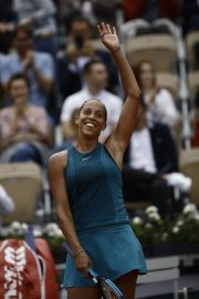 Madison Keys at French Open Tennis Tournament in Paris 2018/06/05 5