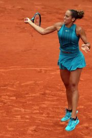 Madison Keys at French Open Tennis Tournament in Paris 2018/06/05 6